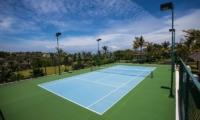Tennis Court - The Ungasan Clifftop Resort - Uluwatu, Bali