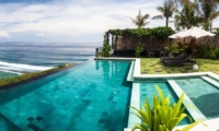 Pool Side - The Ungasan Clifftop Resort Ambar - Uluwatu, Bali