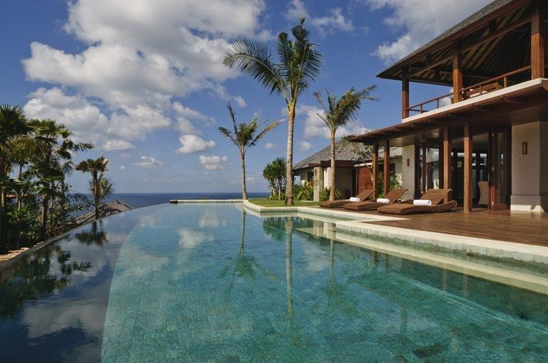 Pool Side - The Ungasan Clifftop Resort Chintamani - Uluwatu, Bali
