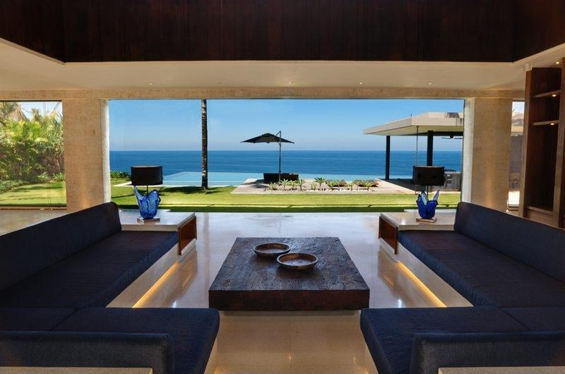 Living Area with Sea View - The Ungasan Clifftop Resort Jamadara - Uluwatu, Bali