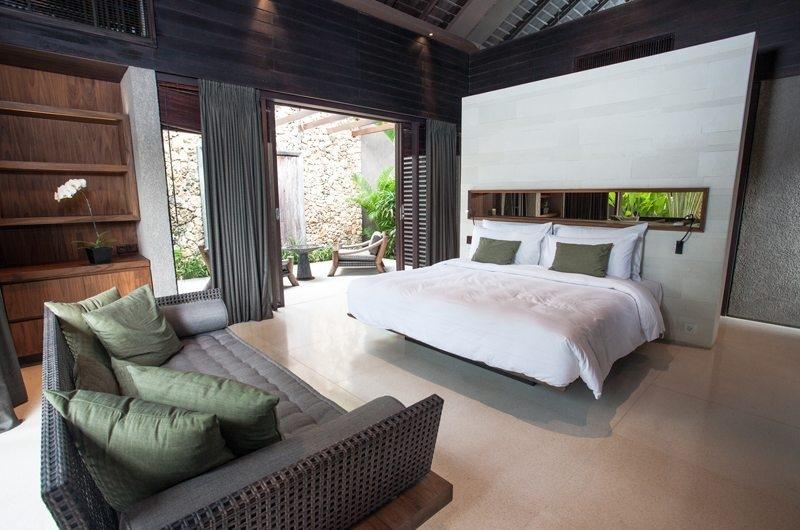 Bedroom with Sofa - The Ungasan Clifftop Resort Jamadara - Uluwatu, Bali