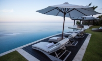 Infinity Pool - The Ungasan Clifftop Resort Pawana - Uluwatu, Bali