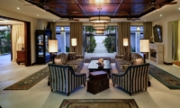 Living Area - The Ungasan Clifftop Resort Santai Sorga - Uluwatu, Bali