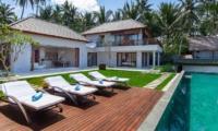 Reclining Sun Loungers - Tirta Nila - Candidasa, Bali