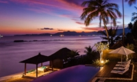 Night View - Tirta Nila - Candidasa, Bali