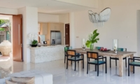 Kitchen and Dining Area - Tirta Nila - Candidasa, Bali