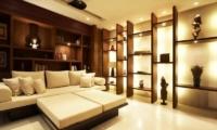 Lounge Room - Tukad Pangi Villa - Canggu, Bali