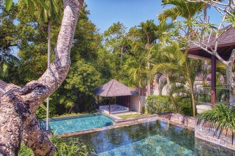 Swimming Pool - Tukad Pangi Villa - Canggu, Bali
