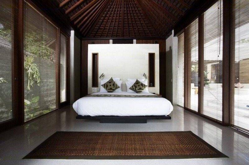 Bedroom - Tukad Pangi Villa - Canggu, Bali