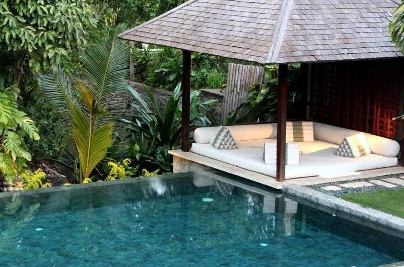 Pool Bale - Tukad Pangi Villa - Canggu, Bali