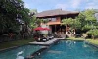 Swimming Pool - Umah Di Sawah - Canggu, Bali
