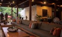 Living Area - Umah Di Sawah - Canggu, Bali