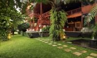 Outdoor Area - Umah Di Sawah - Canggu, Bali
