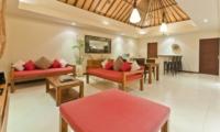 Living Area - Umah Kupu Kupu - Seminyak, Bali