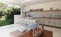 Kitchen Area - Umah Di Desa - Batubelig, Bali