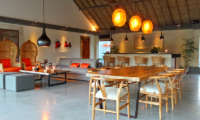 Living and Dining Area - Umah Jae - Ubud, Bali