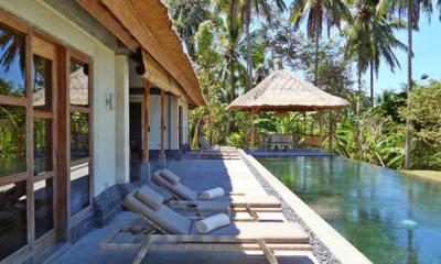 Pool Side - Umah Jae - Ubud, Bali