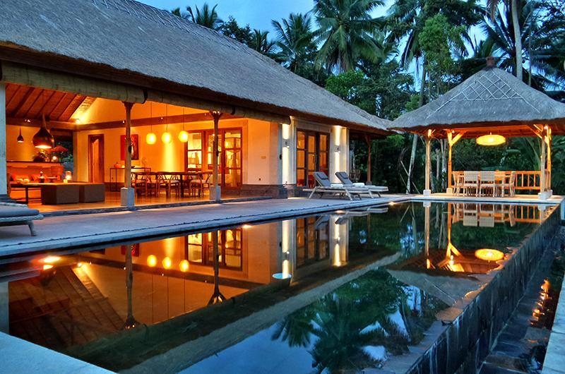 Swimming Pool - Umah Jae - Ubud, Bali