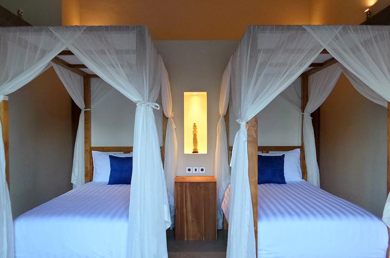 Twin Bedroom - Umah Jae - Ubud, Bali