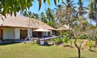 Gardens and Pool - Umah Jae - Ubud, Bali