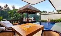 Pool Side Seating Area - Viceroy Bali - Ubud, Bali