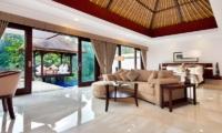 Spacious Bedroom with Pool View - Viceroy Bali - Ubud, Bali