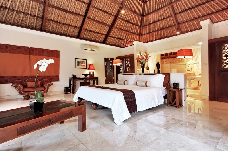 Spacious Bedroom - Viceroy Bali - Ubud, Bali