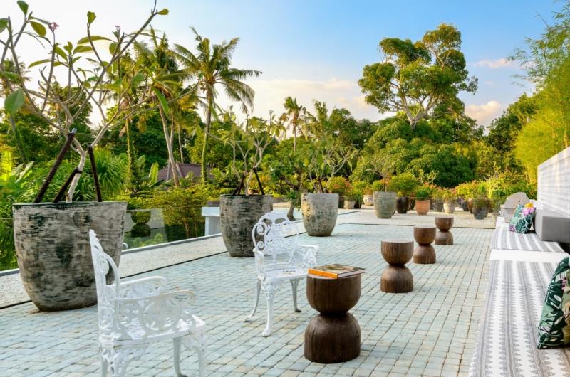 Outdoor View - Villa 1880 - Batubelig, Bali