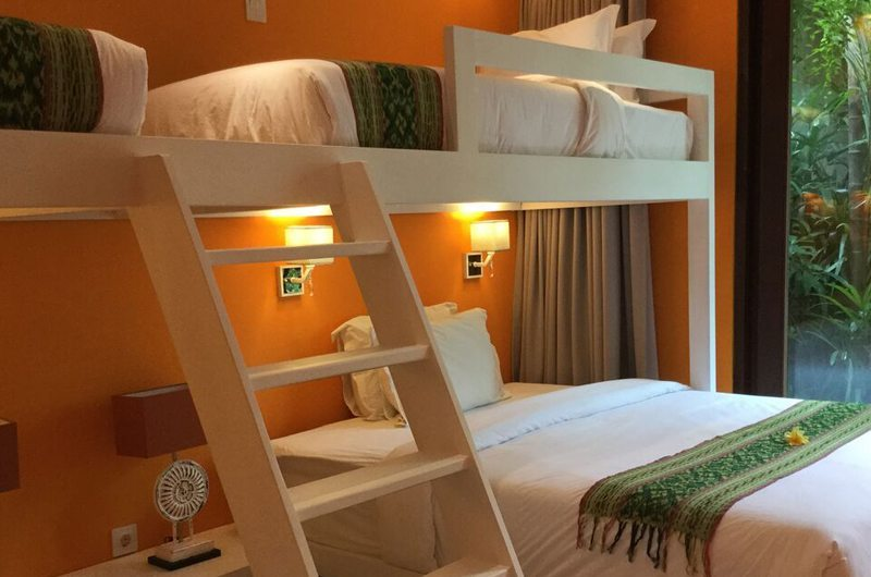 Bunk Beds - Villa Abakoi - Seminyak, Bali