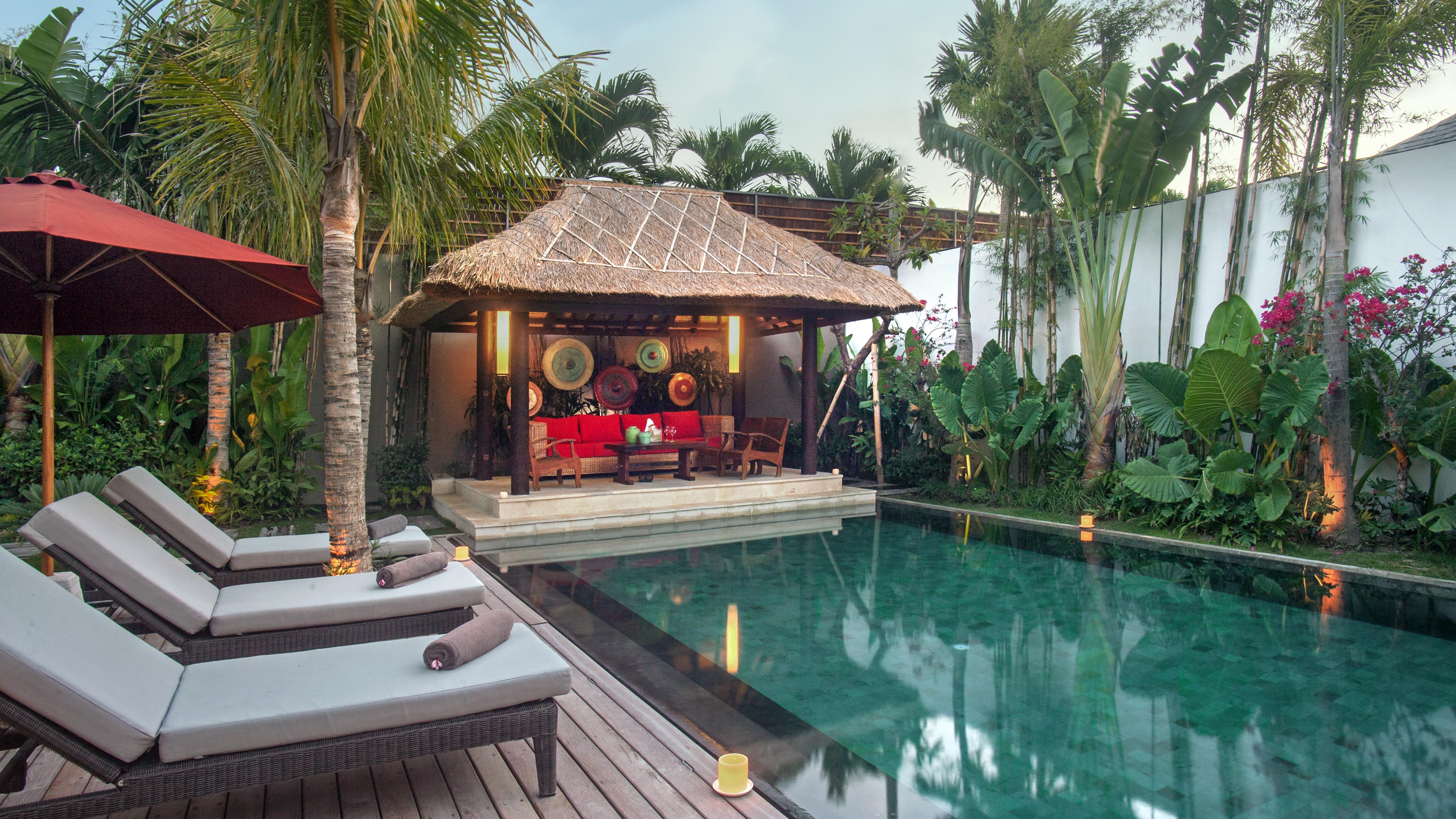 19 bedrooms villa in Seminyak – Villa Abakoi + Tangram + Tiga Puluh