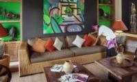 Living Area - Villa Abakoi - Seminyak, Bali