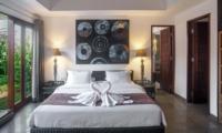 Bedroom with View - Villa Abakoi - Seminyak, Bali