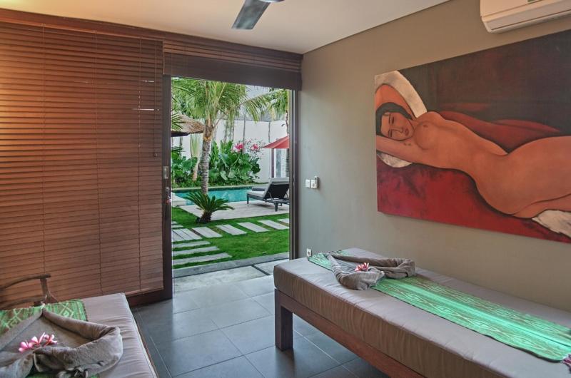 Spa Room - Villa Abakoi - Seminyak, Bali