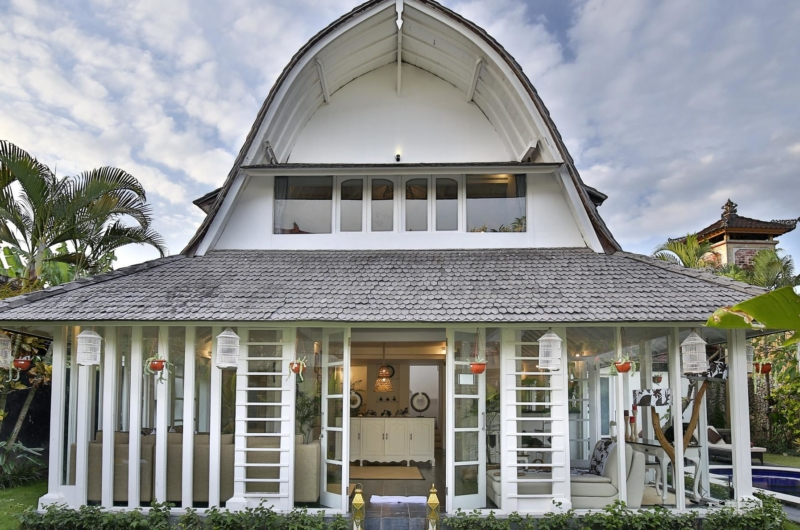 Outdoor Area - Villa Abida - Seminyak, Bali
