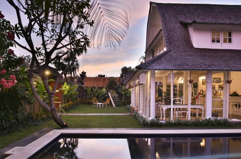 Pool Side - Villa Abida - Seminyak, Bali