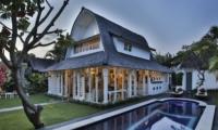 Gardens and Pool - Villa Abida - Seminyak, Bali