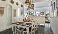 Dining Area - Villa Abida - Seminyak, Bali
