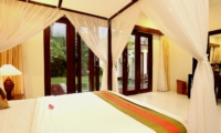 Bedroom with View - Villa Abimanyu II - Seminyak, Bali