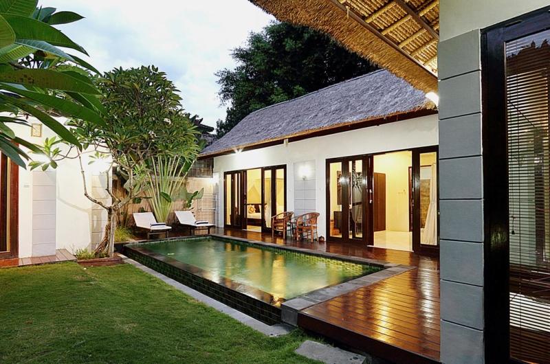 Private Pool - Villa Abimanyu II - Seminyak, Bali