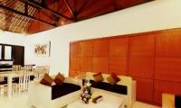 Living and Dining Area - Villa Abimanyu II - Seminyak, Bali