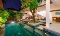 Pool - Villa Ace - Seminyak, Bali