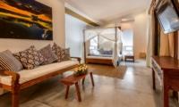 Bedroom with Sofa - Villa Ace - Seminyak, Bali