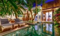 Pool Side Loungers - Villa Ace - Seminyak, Bali