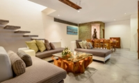 Living and Dining Area - Villa Ace - Seminyak, Bali