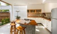 Kitchen Area - Villa Ace - Seminyak, Bali