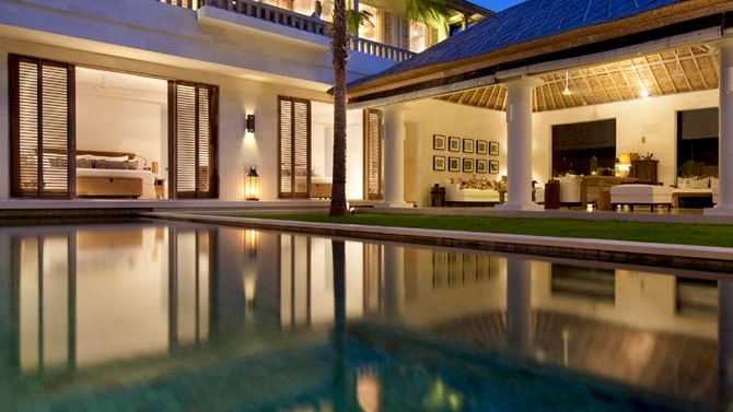 Swimming Pool - Villa Adasa - Seminyak, Bali