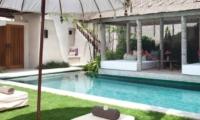 Pool Side - Villa Adasa - Seminyak, Bali