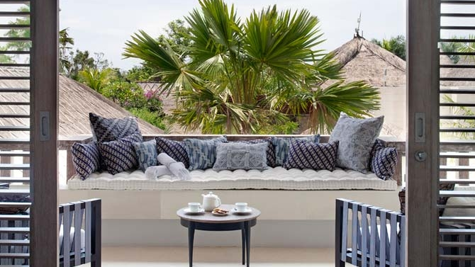 Outdoor Lounge - Villa Adasa - Seminyak, Bali