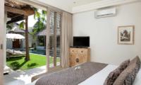 Bedroom with Pool View - Villa Adasa - Seminyak, Bali