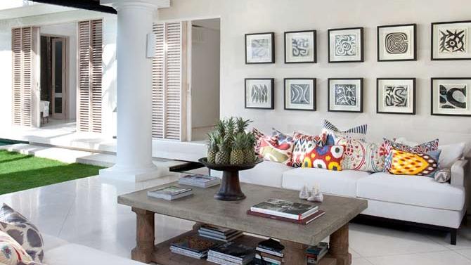 Living Area - Villa Adasa - Seminyak, Bali